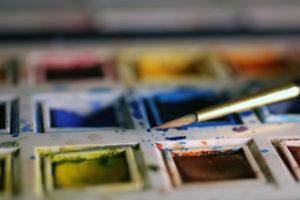Kreativ eftermiddag